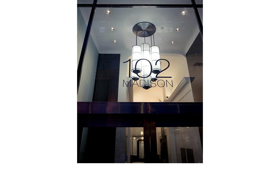 102 Madison Ave     New York City 2013