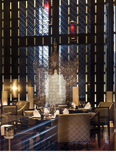 Paychaylen Thai Cuisine  |  Abu Dhabi 2015