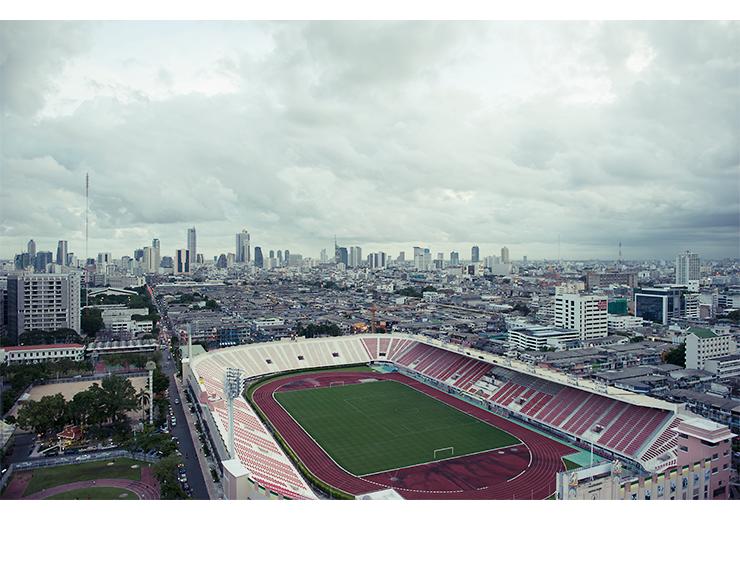 Stadion  |  Bangkok 2009