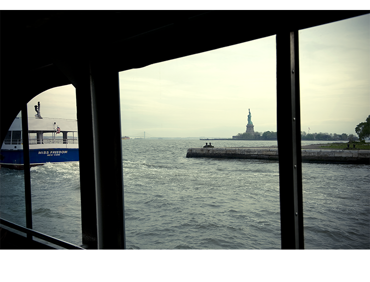 Ellis Island  |  New York City 2010