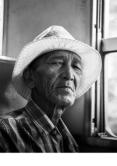 Train Passenger |  Bangkok 2010