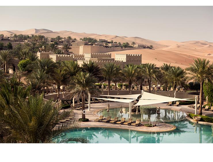 Qasr Al Sarab  |  Abu Dhabi 2015