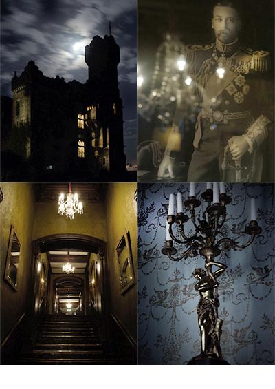November 2008<br>Residence - Ierland<br><br>Binnenkort in Residence een trip met Dorothée van Hooff door het ruige Ierland. Voor mij was, naast het prachtige landschap, Ashford Castle  een van de plekken die het meeste indruk maakte. Ik vind het altijd leuk om in de avond nog een ronde in en om de  plaats van overnachten te maken. Een hotel heeft altijd een aangename sfeer laat in de avond, zeker op Ashford Castle. Door de conciërge werden we voor het slapen gaan nog wel gewaarschuwd voor een ronddolend spook die al veel gasten hadden gezien…  Gelukkig niets tegengekomen op de gang en heerlijk geslapen.