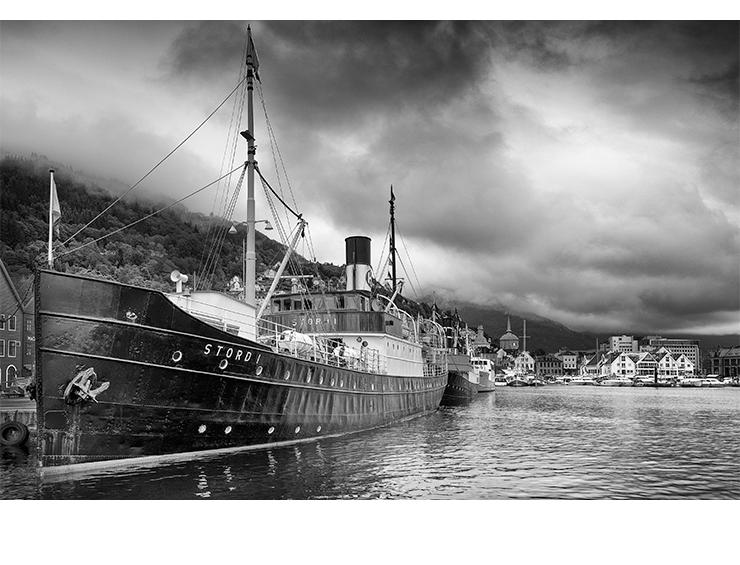 Bergen Harbour  |  Norway 2014