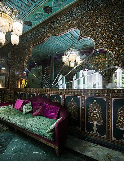 Riad Mumtaz Mahal  |  Essaouira 2014