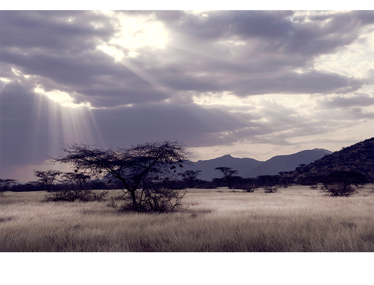 Sunset  |  Kenya 2012