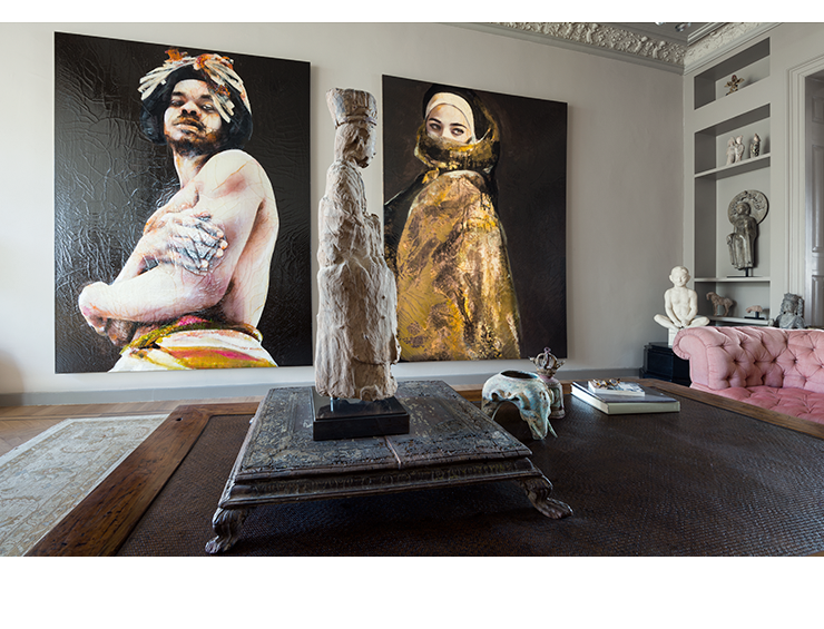 Lita Cabellut Interior Design |  The Hague 2013
