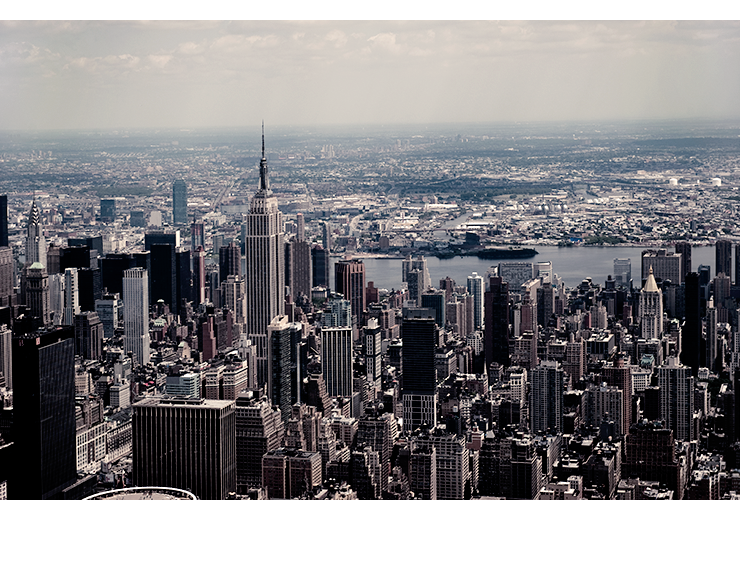 Empire State Building  |  Stand Up Gallery 2013