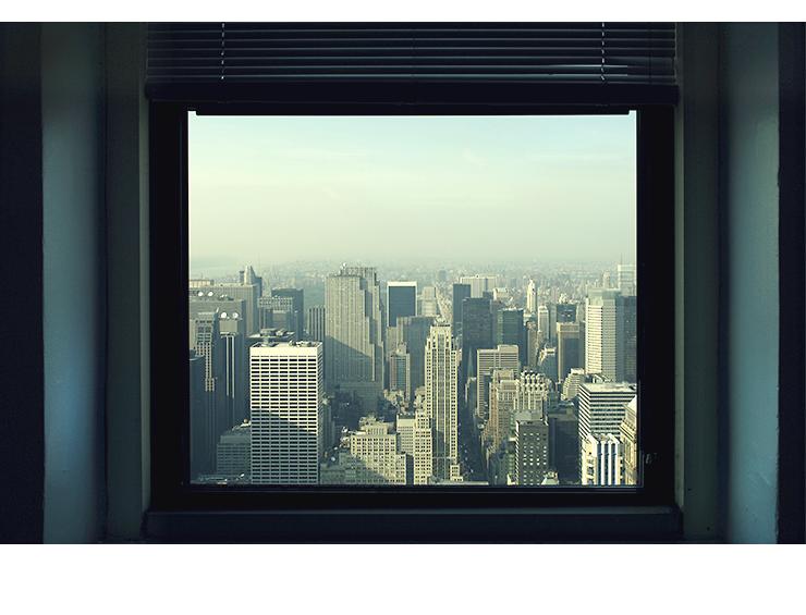 Window  |  New York City 2010