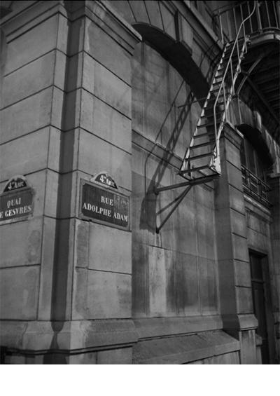 Rue Adolphe Adam  |  Paris 2003
