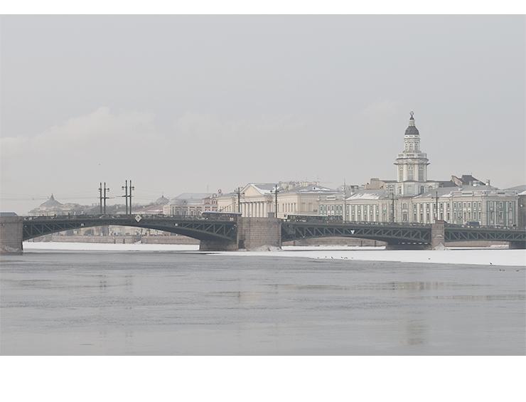 Neva  |  St Petersburg 2009