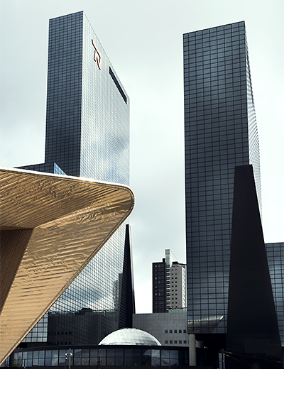 Central Station  |  Rotterdam 2014