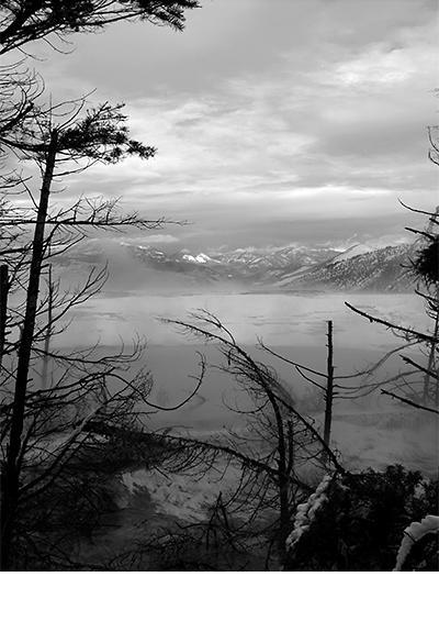 Lake  |  Yellowstone 2008